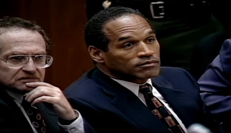 oj simpson lawyers