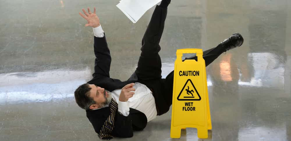 How to Identify and Eliminate the Most Common Slip Hazards