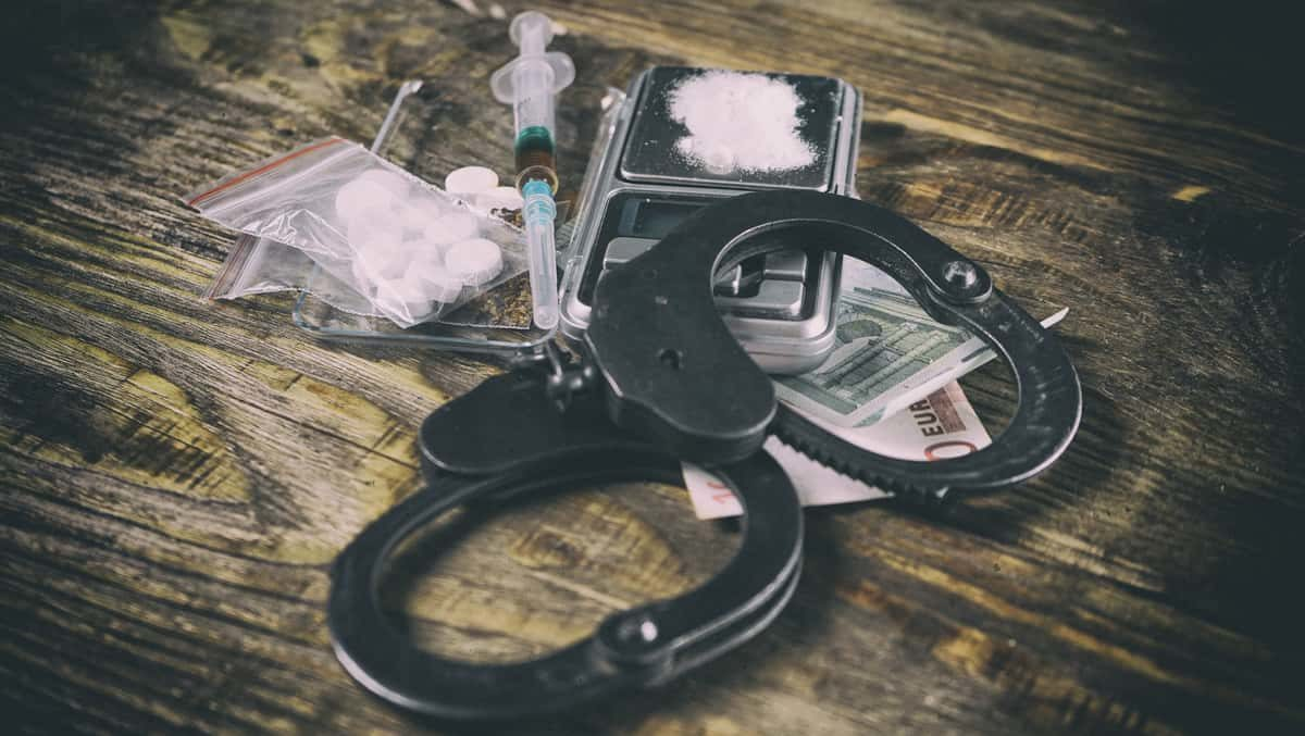 what to expect if you're arrested for drug possession - halt
