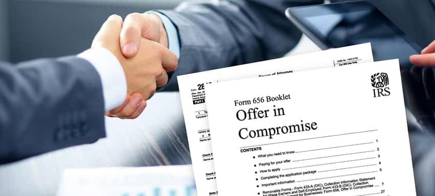 Advantages Disadvantages Of The Irs Offer In Compromise Halt