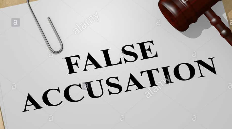 5 Things to Remember If You're up Against False Accusations