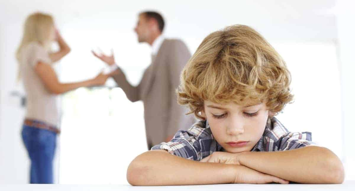 How to Protect Your Children During a Hard Divorce