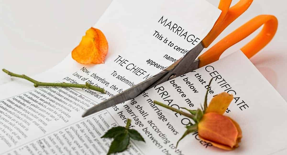 Common Reason Why Marriages End Up in Divorce