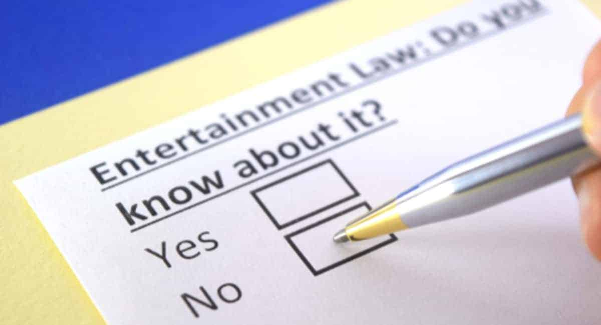 Entertainment Law: What Is it and Why It's Important