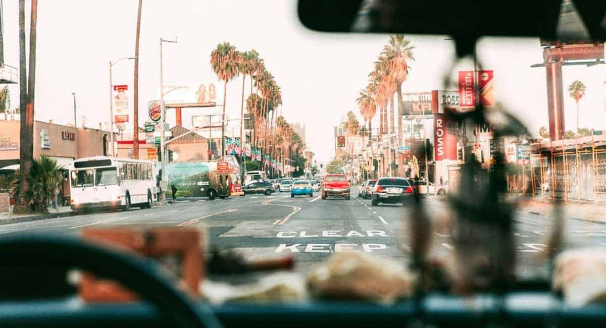 5 of the Most Common Causes of Accidents with Injuries in Los Angeles