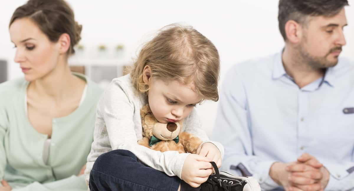 Helping Your Child Through a Difficult Divorce