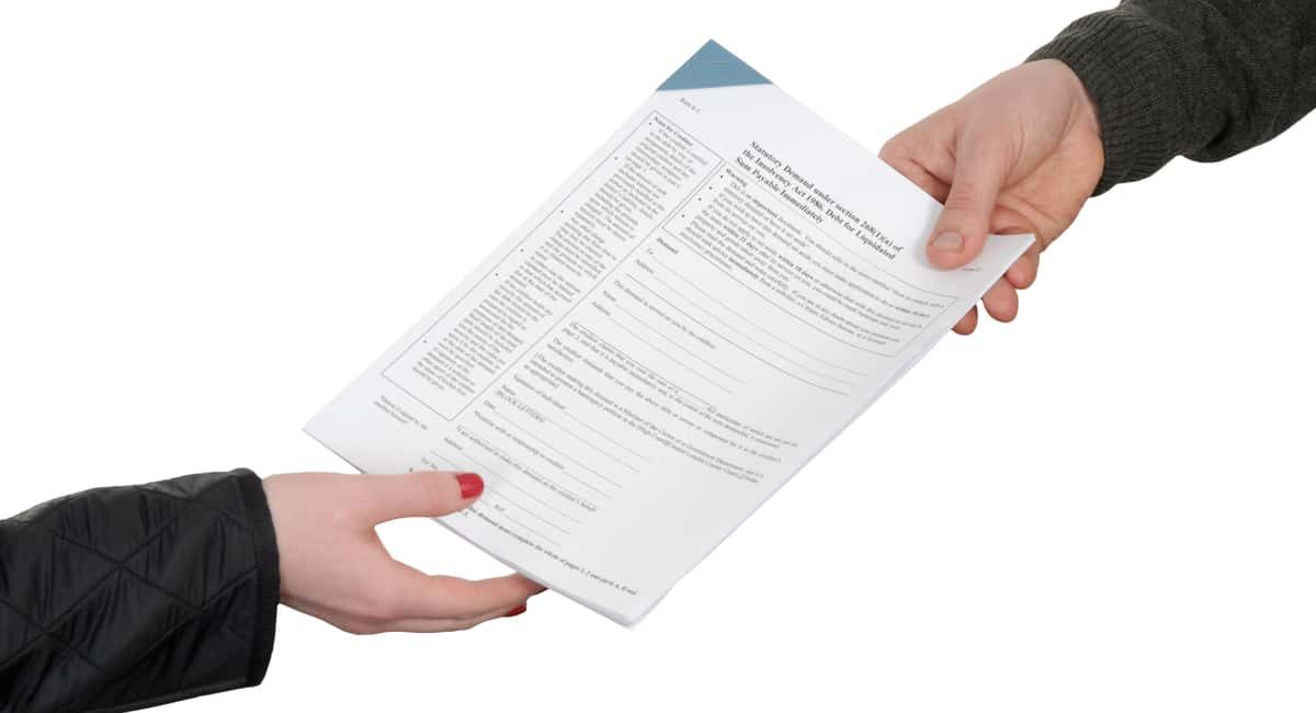 What is a Process Server Allowed to Do? - Halt org
