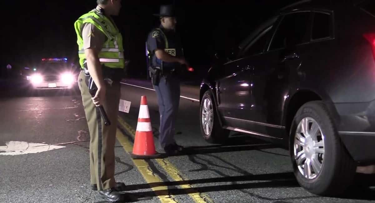 Illegal Traffic Stops & DWI