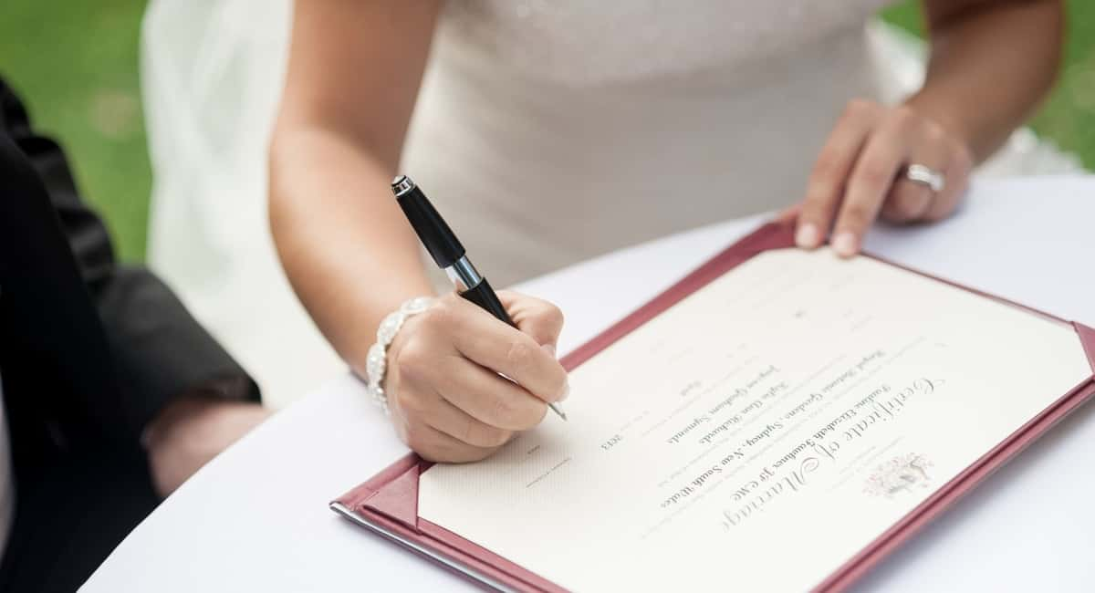 Marriage License Laws