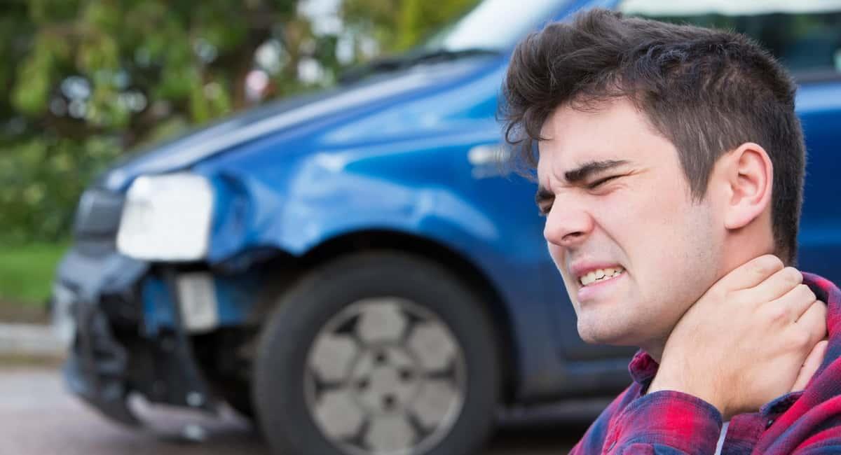Symptoms after a Car Crash
