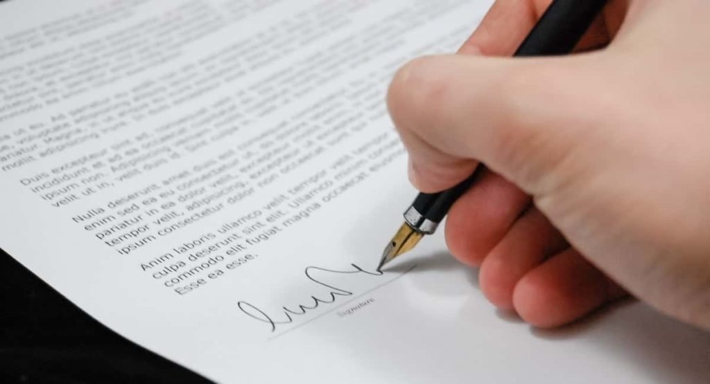 Writing Legal Documents
