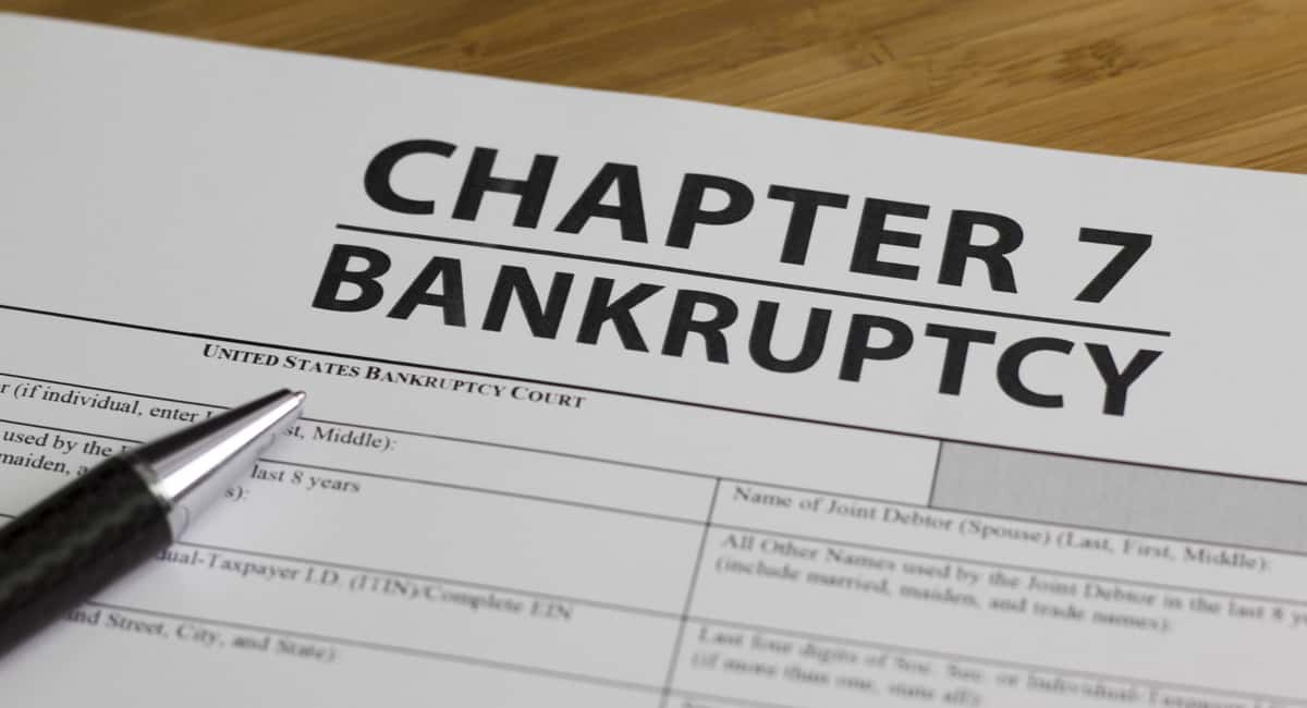 bankruptcy chapters explained