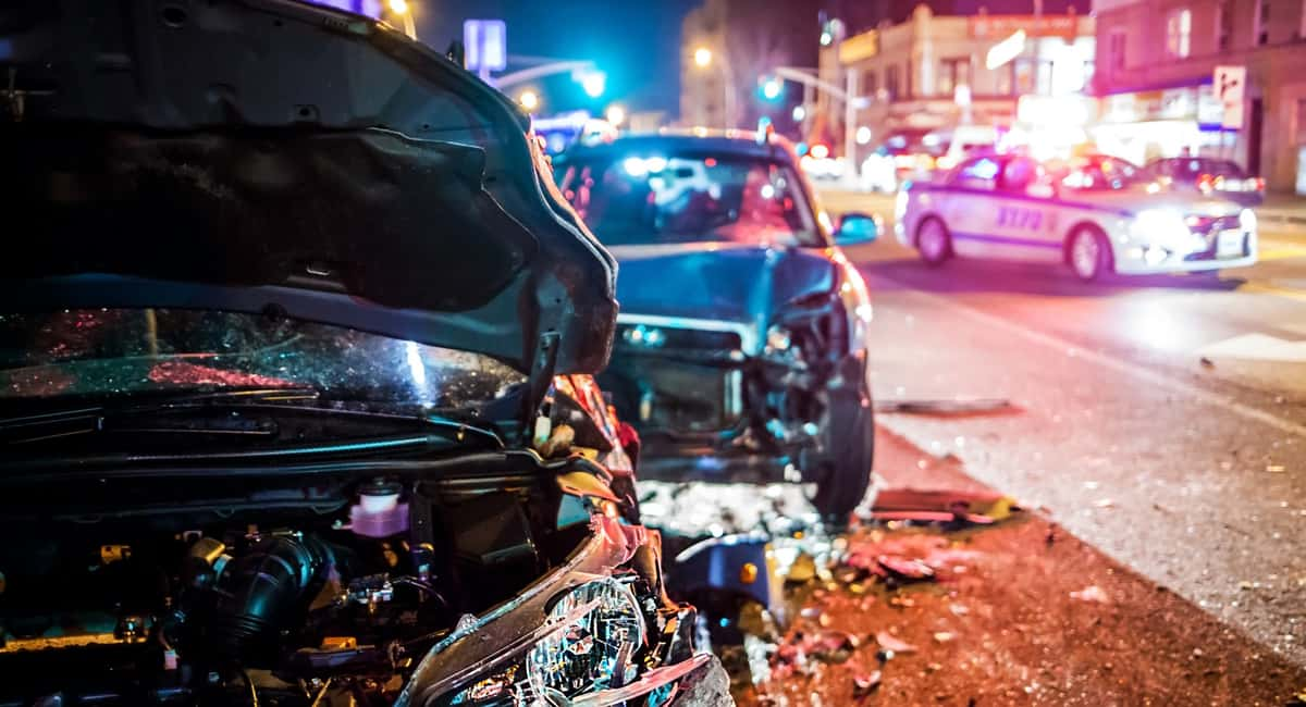 traffic accident law