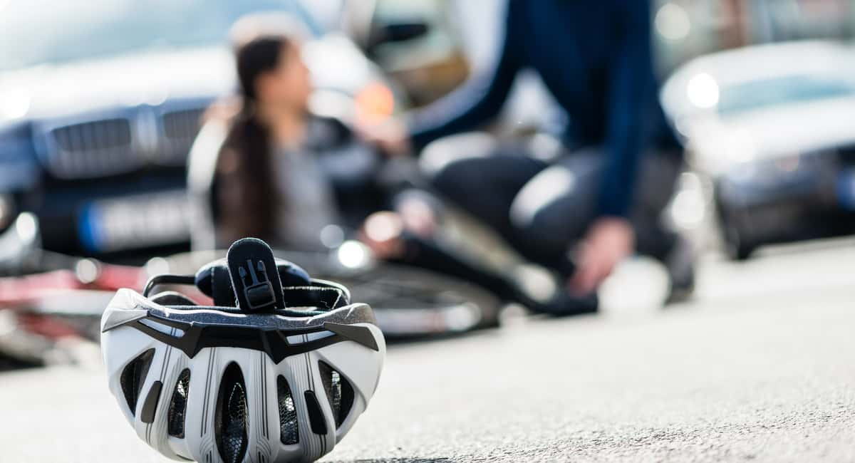 biking injury