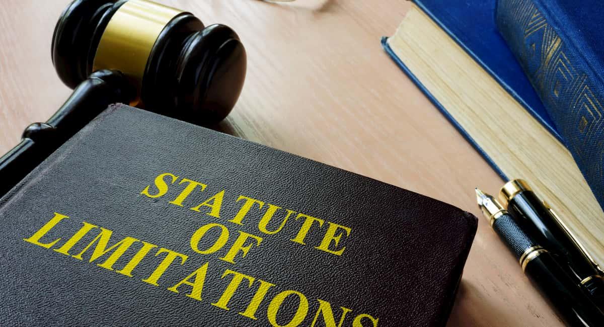 statute of limitations on sexual assault