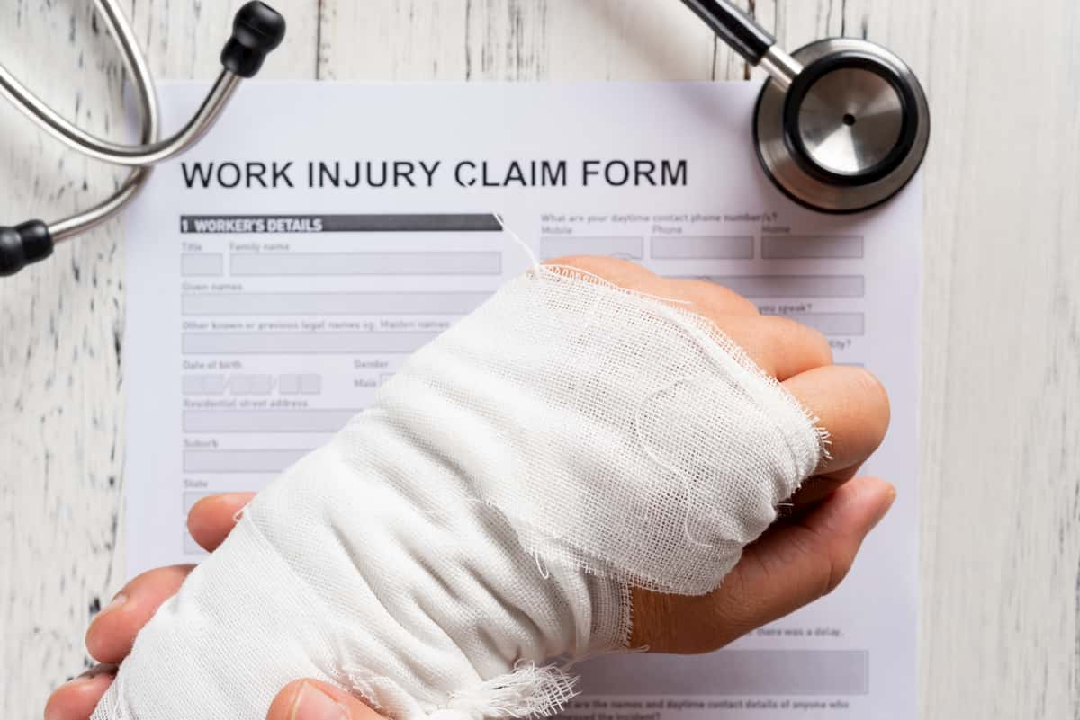 Worker's Compensation Case