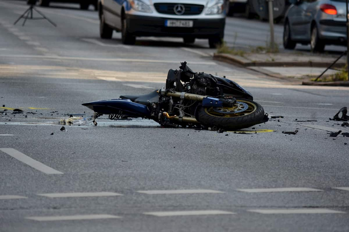 Motorcycle Accident Insurance Claim