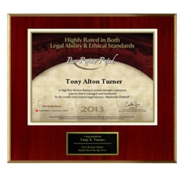 Law Office of Tony Turner