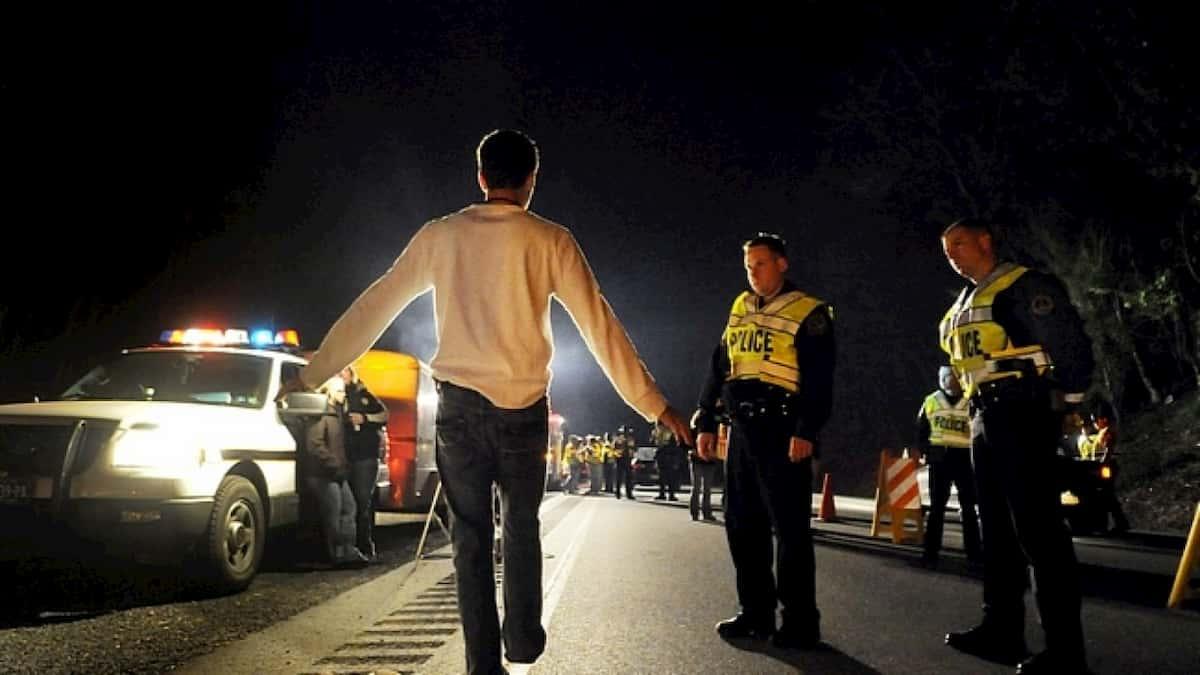 DUI Arrests