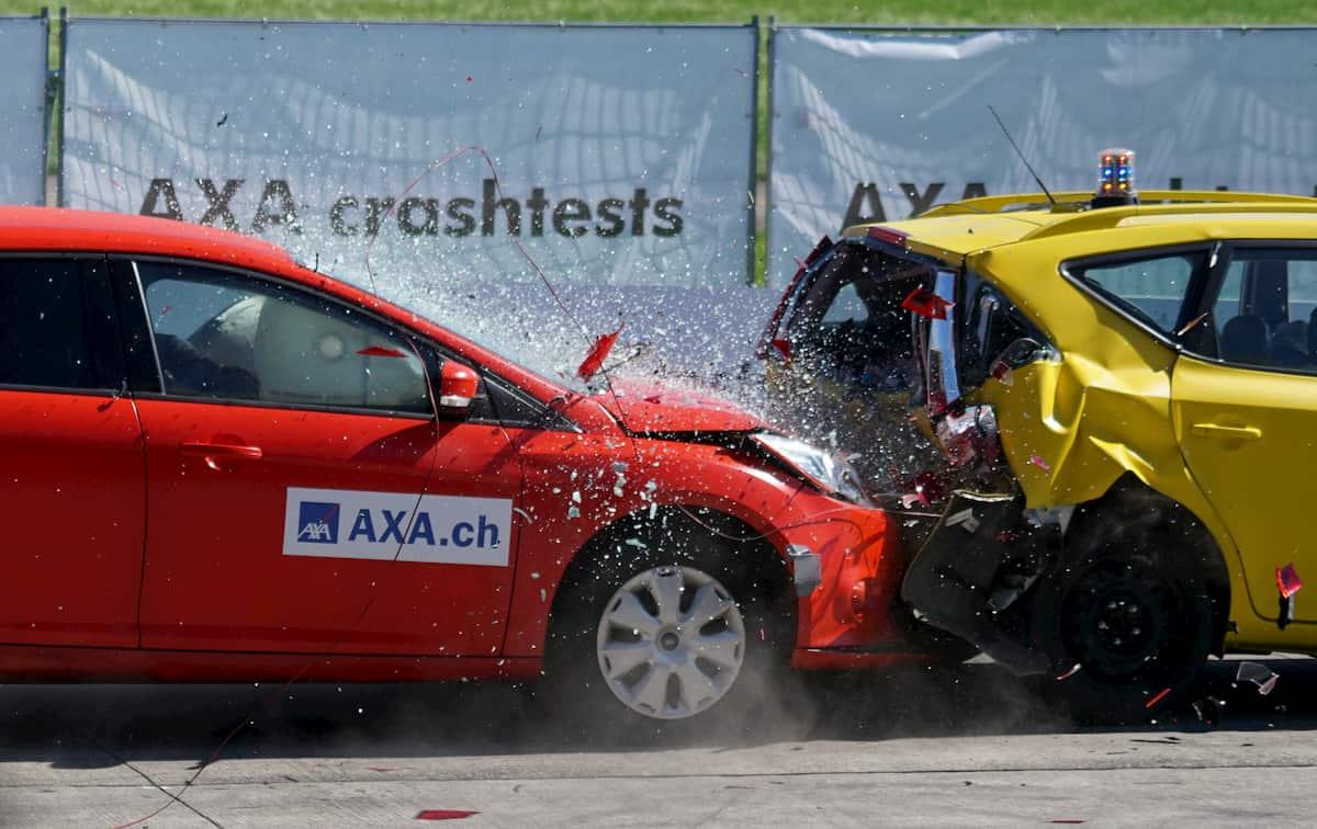 Vehicle Accident Report