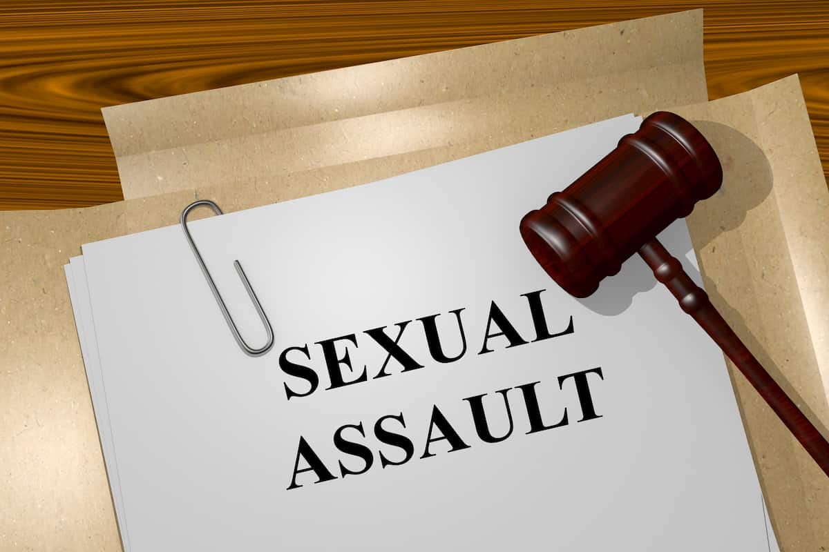 sexual assault laws