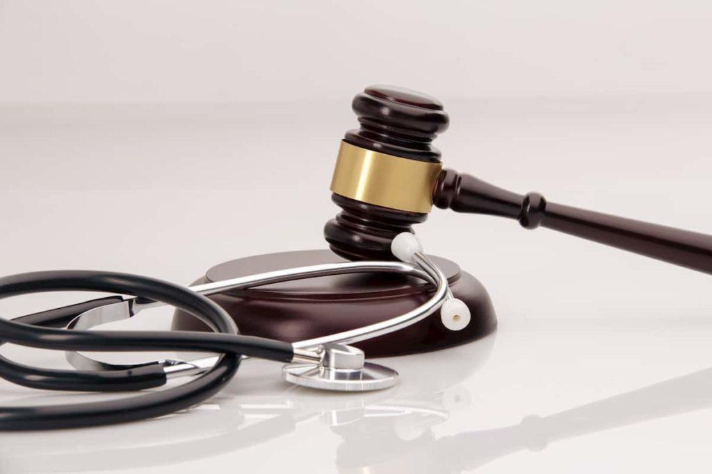 Injury Settlement Case