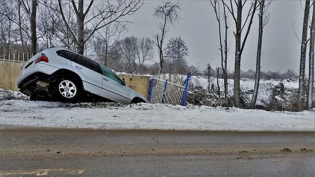 After a Car Crash