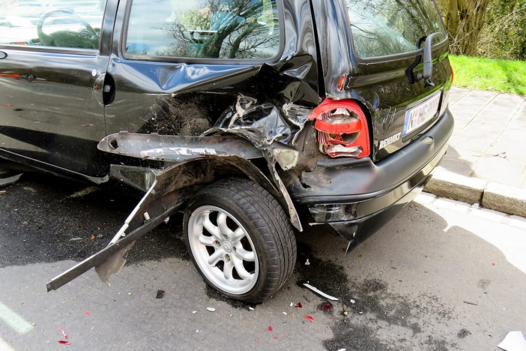 Injured in a Car Accident