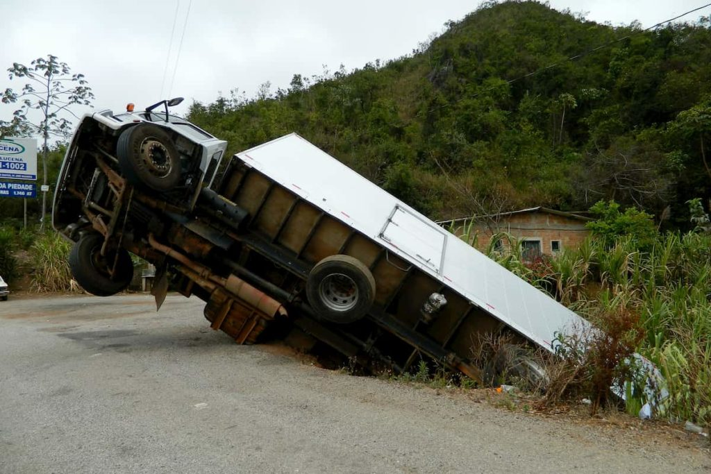 Truck Accident Case