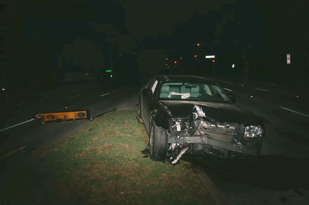 Involved in a Hit and Run Accident