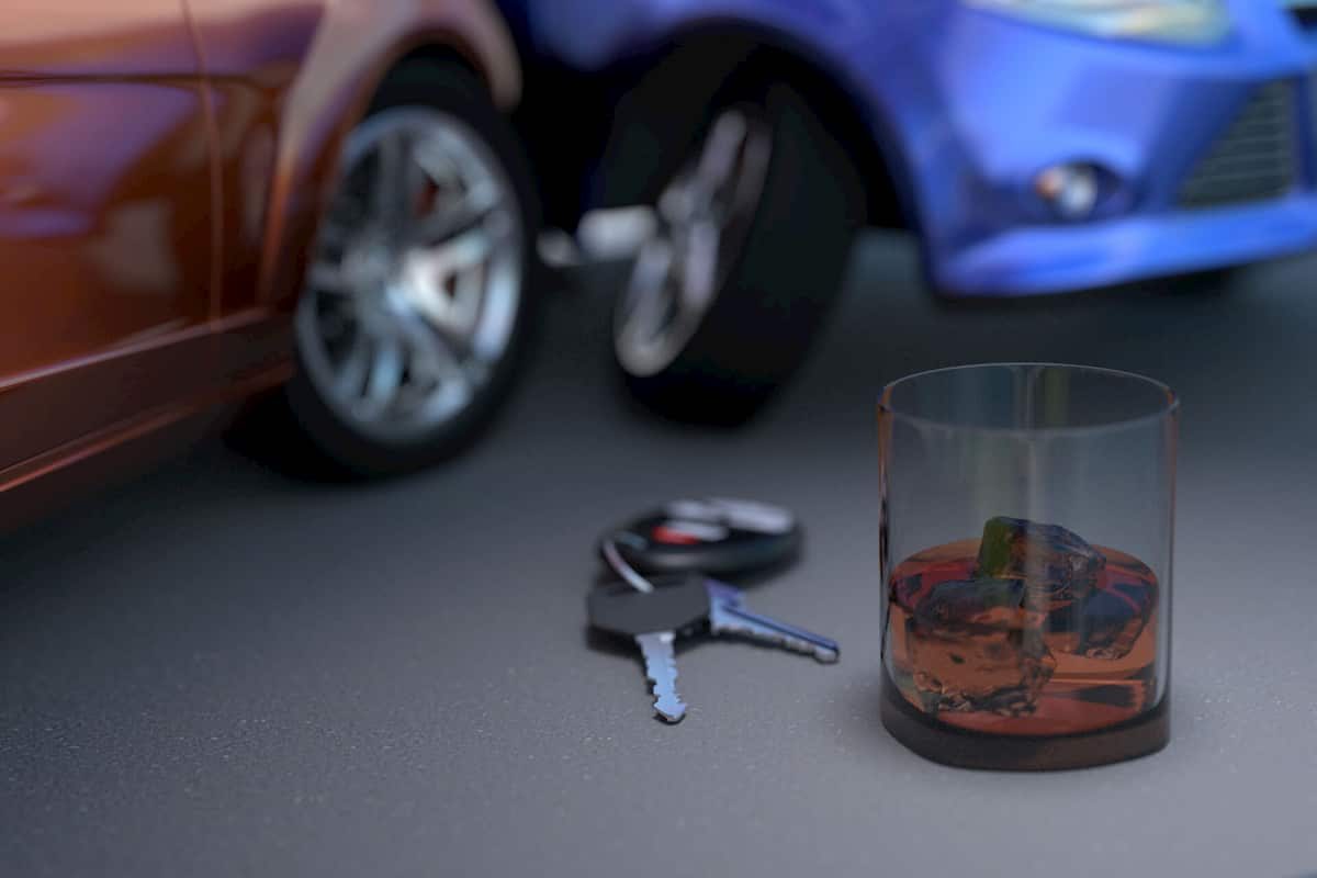 Drunk Driving Auto Accident