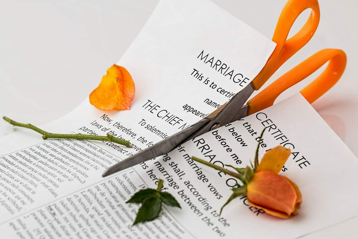 Legal Help in Your Divorce Case