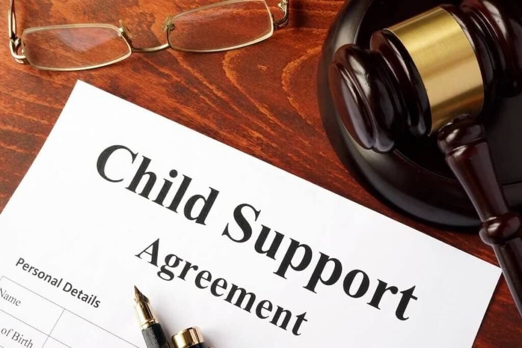 Child Support Determined