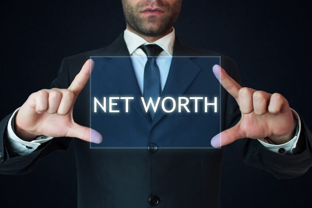 Deduct your net worth