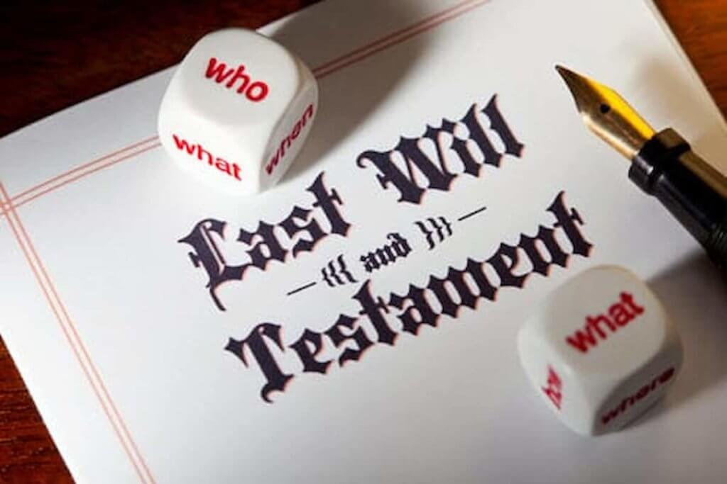 Estate Plans and Wills