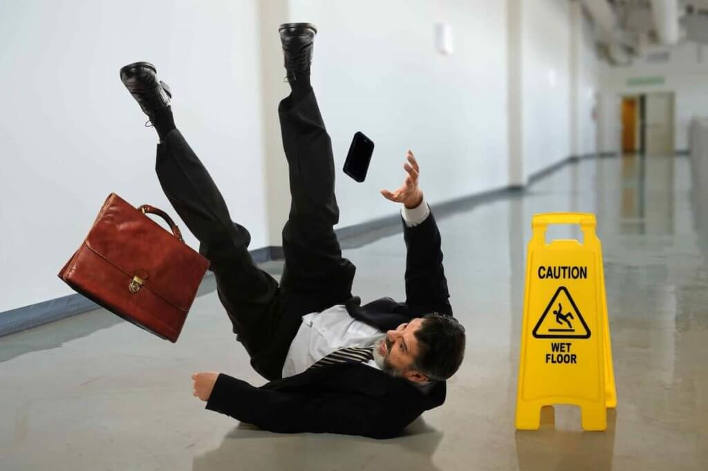 You Deserve Compensation for Slip and Fall Accidents