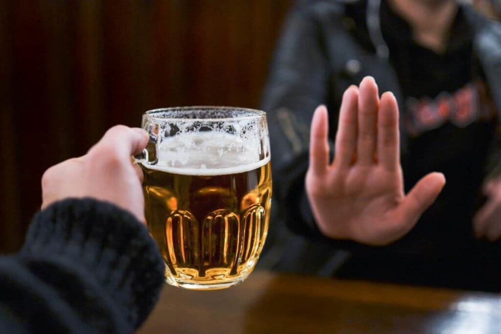 Avoid Using Alcohol