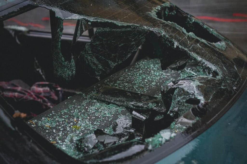 Back-Up Crashes