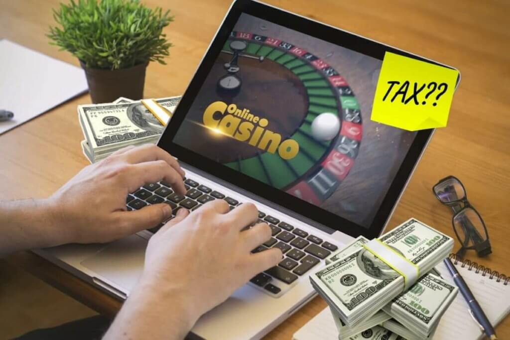 Canadians Don't Pay Taxes on Gambling Wins
