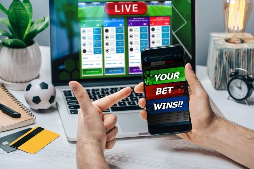 Future of live sports betting in the States