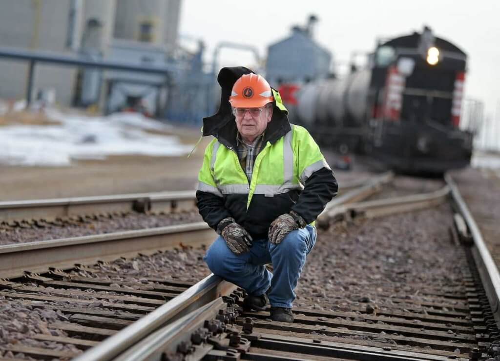 If You're the Employee of a Railroad Company