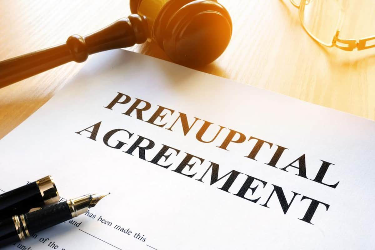 Nullify a Prenuptial Agreement