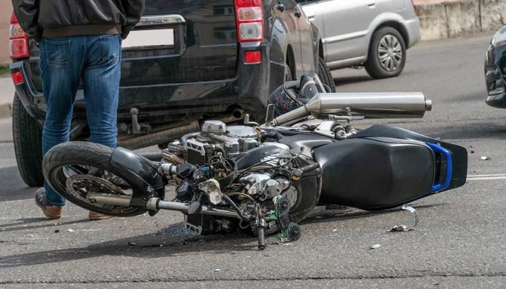 Suffering from PTSD Following a Motorcycle Accident