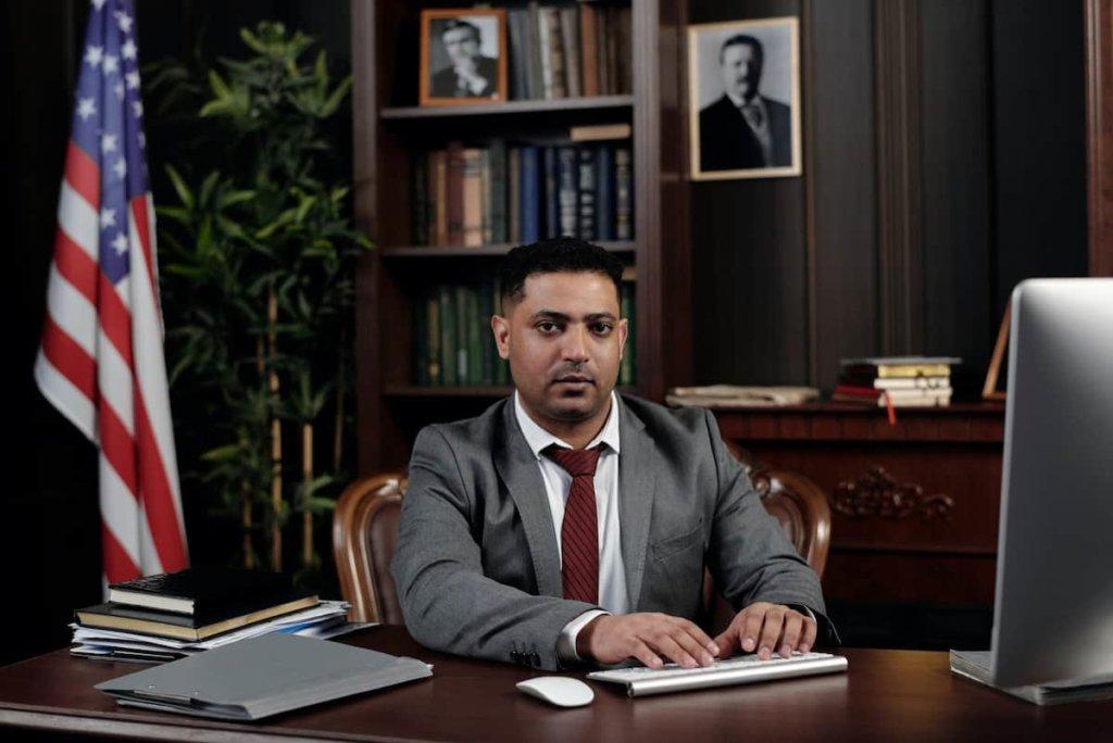 an attorney