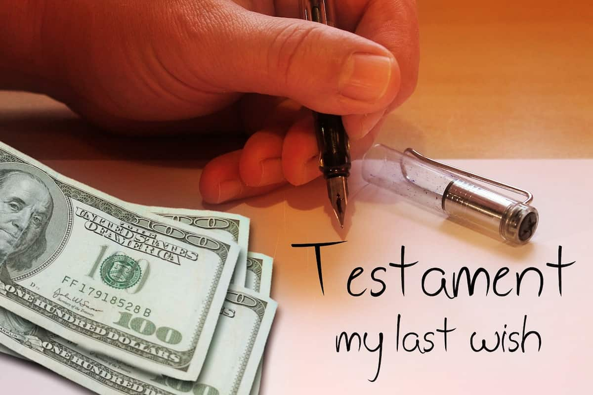 Creating a Last Will