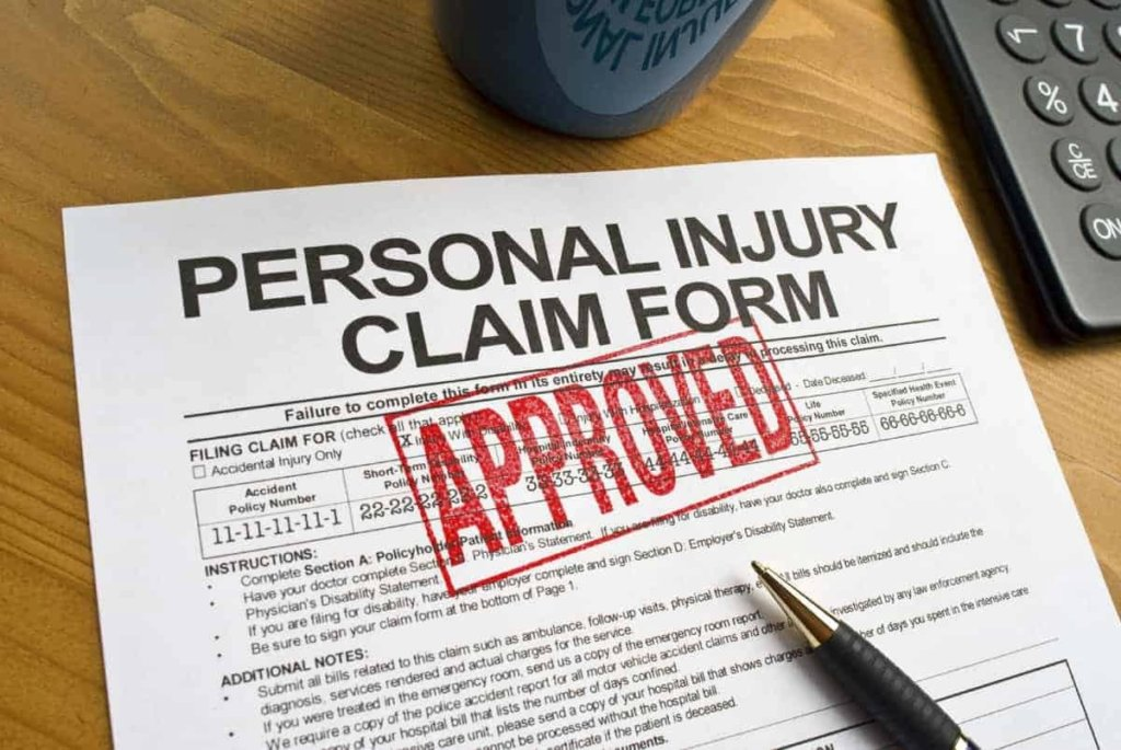 How could a lawyer aid me through the claim