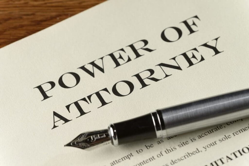 Making a Lasting Power of Attorney