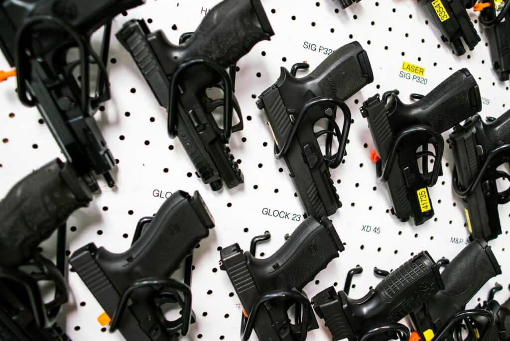 National Firearm Background Checks