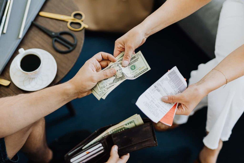 Payment Receipts
