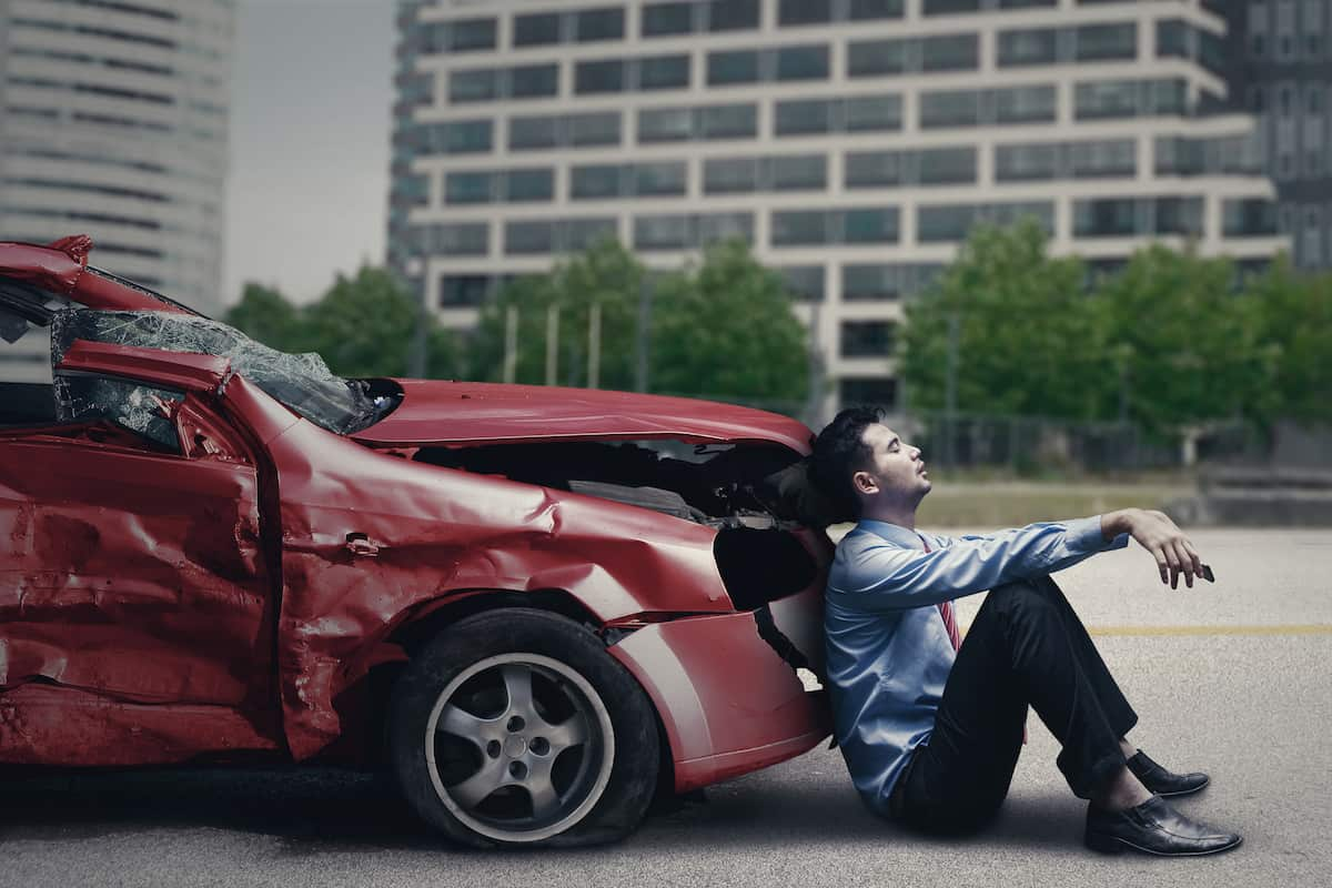 car wreck injuries